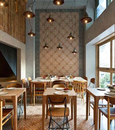 Restaurant & Cafe Projeleri