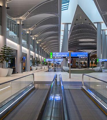 havalimanı elektrik